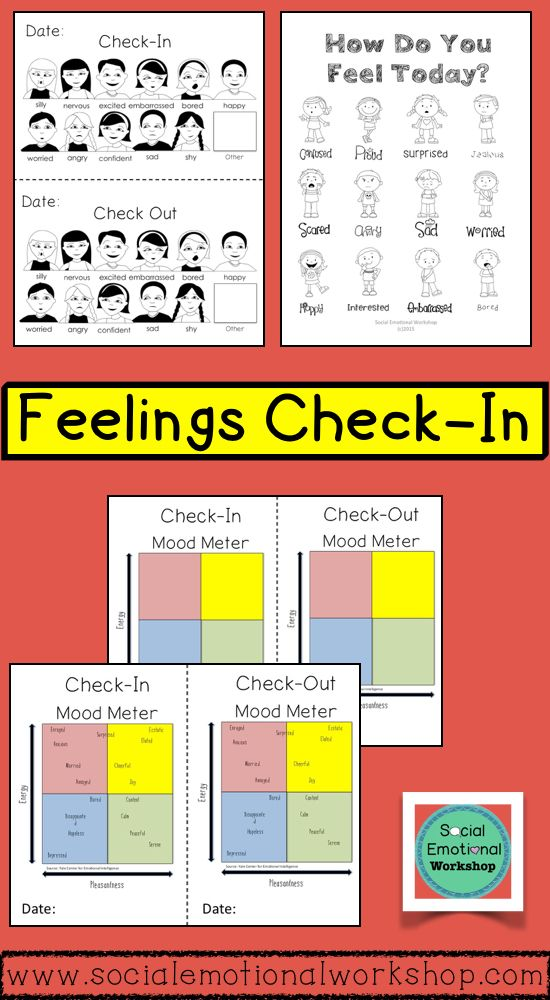 Mood Meter, Feelings poster. Great tools for individual or group counseling.