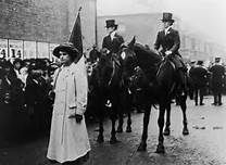 London Suffragette march - Bing Images