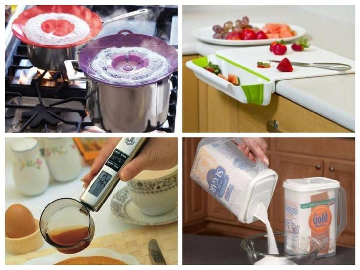 Zobacz gadżety do kuchni, które ułatwią Ci pracę