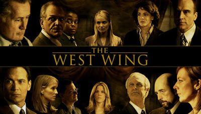 La Henryteca: El ala oeste de la casa blanca, grande en los pequ...