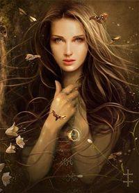 Persefona (Kora) mit.grecka - małżonka Hadesa, władczyni świata podziemia…