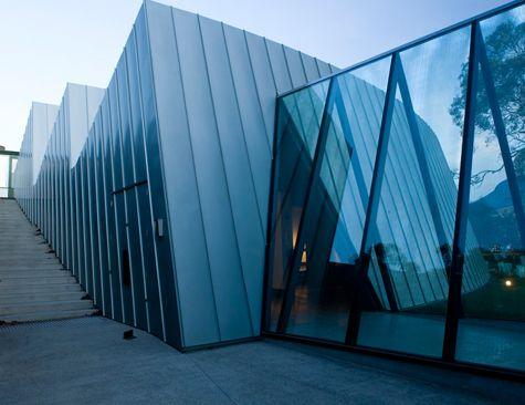 ROUND HOUSE, Museum of Old and New Art (MONA), Hobart, Tasmania, AUSTRALIA
