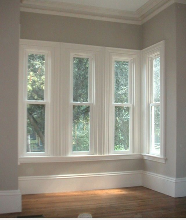 18 best box bay window images on pinterest bay windows for Box bay windows