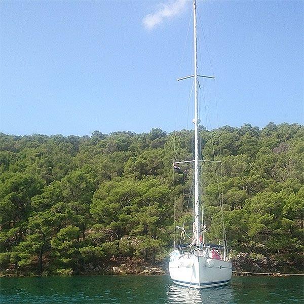 Charter Croazia vela