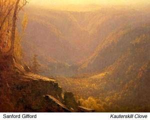 Sanford Gifford - Hudson River School #art #artist