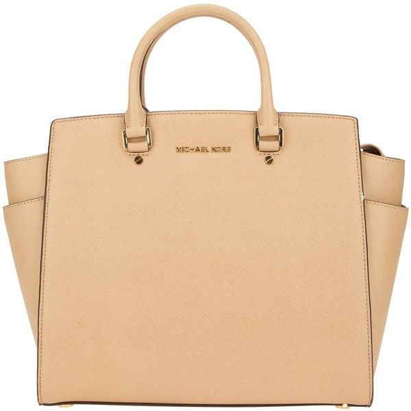 MICHAEL KORS 'Selma' tote found on Polyvore