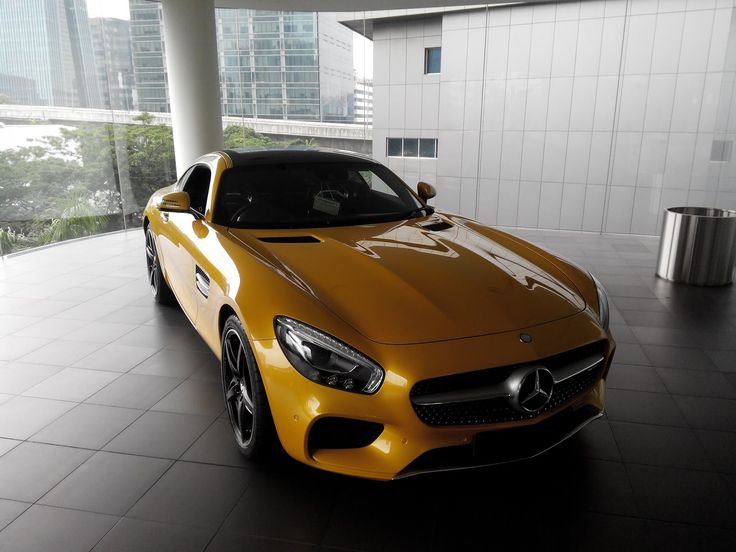 2015 Walkaround Mercedes Benz AMG GT s Indonesia