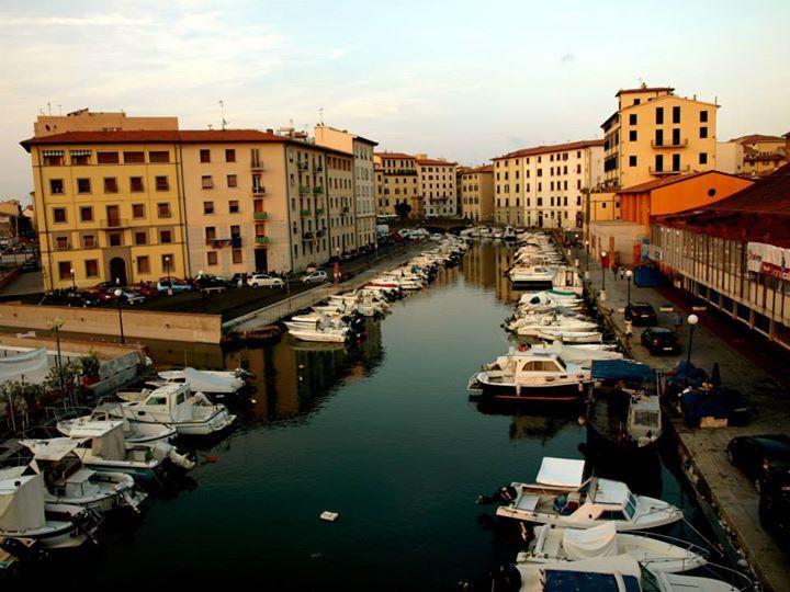 ITALY - Porto Mediceo di Livorno