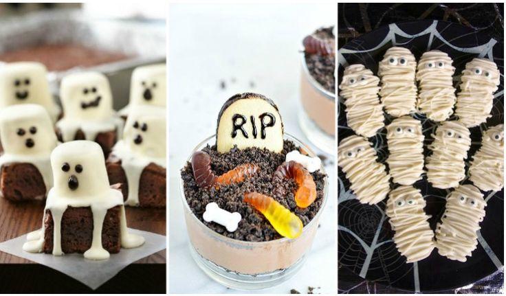 Horror a tányéron – Rémisztő halloweeni sütik
