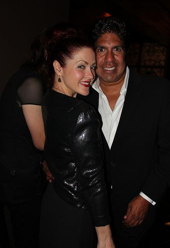 Stacey Barker, Gordon Vasquez, AFM 2012 Social Media Lodge by RealTVfilms, It's So LA, Canada California Business Council, Jade Umbrella