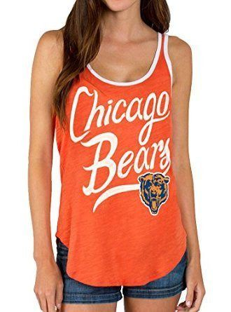 59d226c0563 Chicago Bears Womens Roster Tank Ringer Juniors Tank Top Chicago Bears Gale  Sayers Mens Elite Lights Out Black Nike Jersey - 40 NFL ...