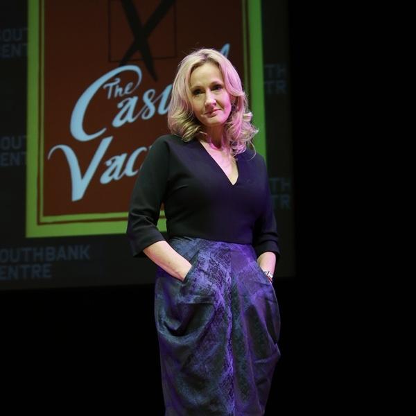 1º romance adulto de J.K. Rowling, a milionária autora de Harry Potter, deve virar série de TV:  http://rollingstone.com.br/noticia/romance-adulto-de-jk-rowling-deve-virar-serie-televisiva/