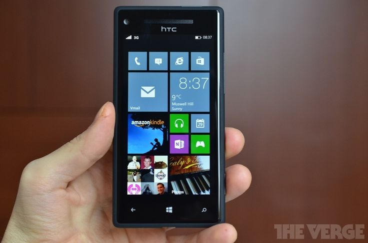 HTC Windows Phone 8X review http://vrge.co/Q2j4fa