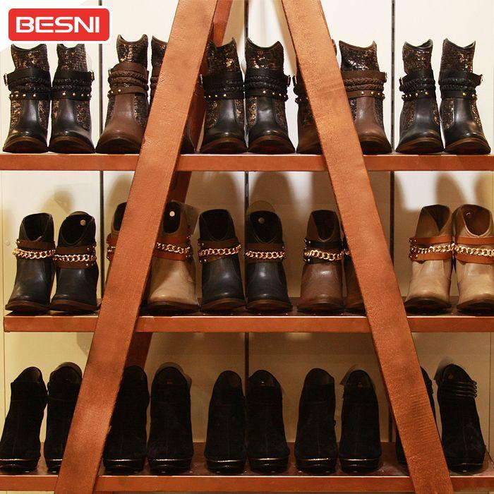 Chegou a hora de reciclar o seu estoque de botas? Elas nunca são demais! #botas #namoda #Besni #combinacomvocê