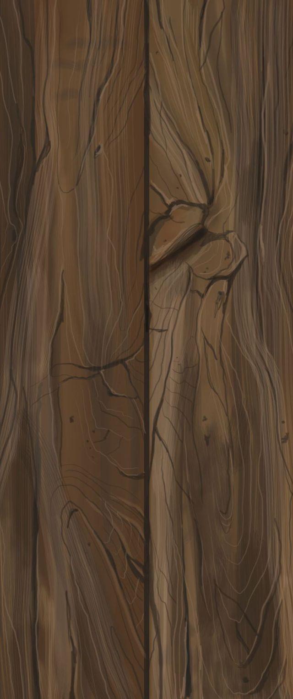 Artstation Wood Texture Marta Wiatkowska Artstation Marta Swiatkows Texture Drawing Textured Artwork Wood Texture