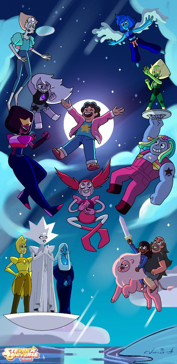 Steven Universe the Movie Wallpaper (LowRes) Steven