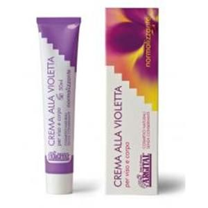 Crema de #Violeta Argital #cosmetica