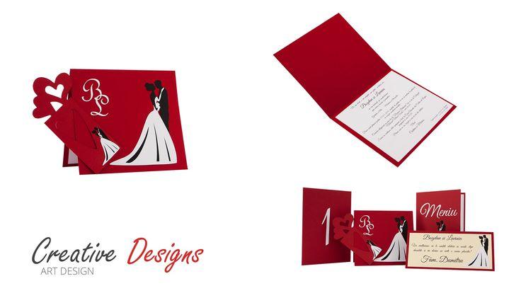 Pachet Nunta Handmade | Creative art Designs