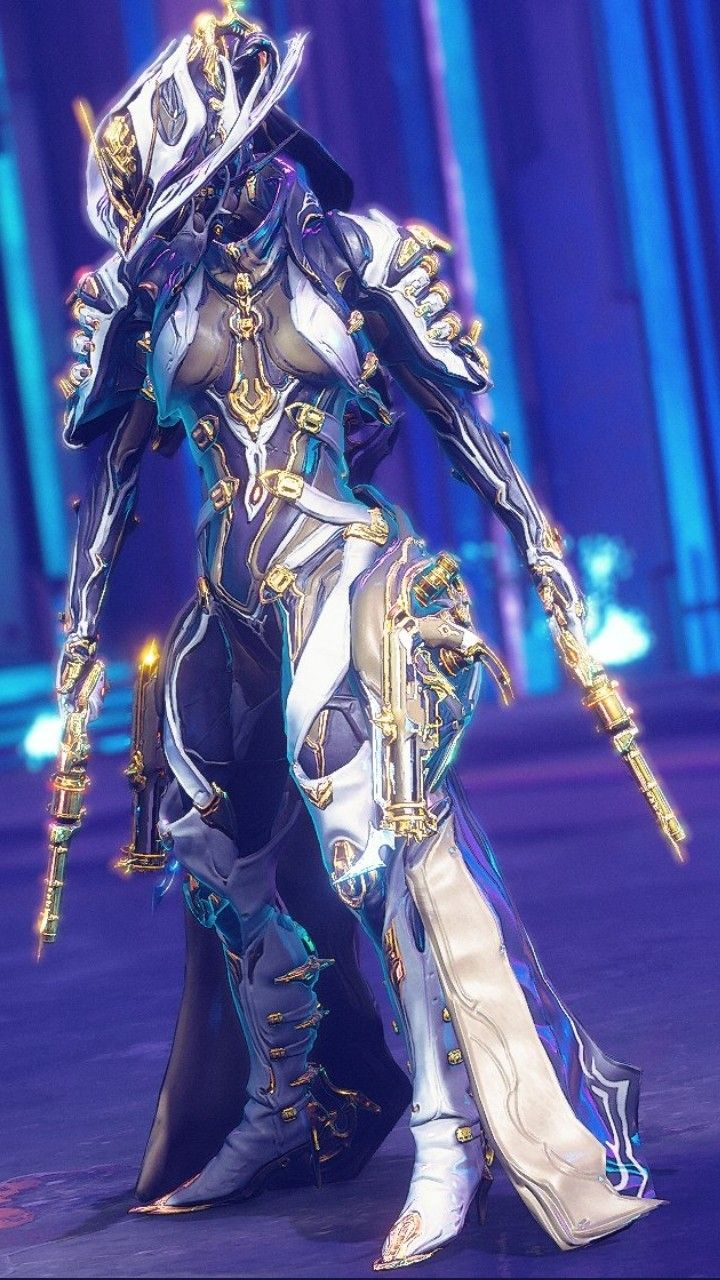 Warframe Mesa Prime | Fantasy armor in 2019 | Warframe art