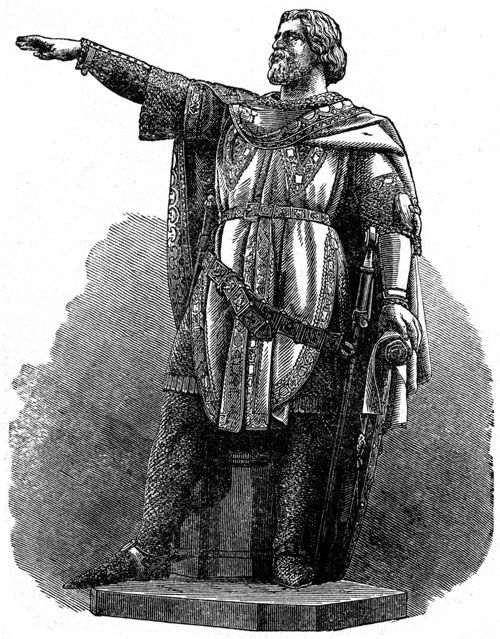 Medieval Knight Costume - Image 4