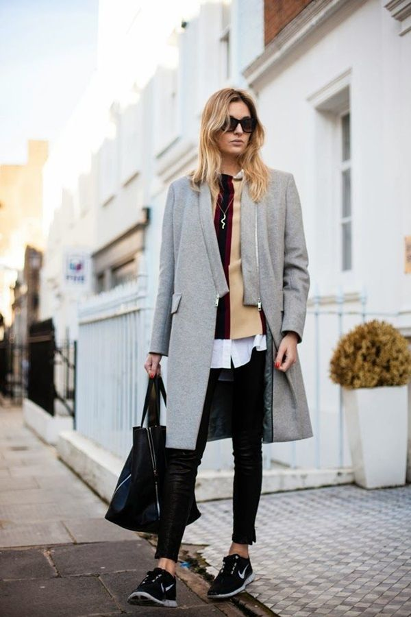 Winter Work Outfits for Women 39