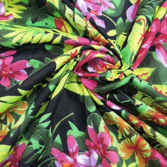 Dressmaking Fabric Cotton Fabric For Sewing Designer Handmade
