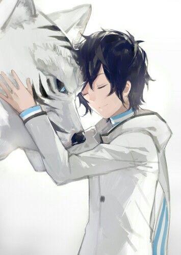 Artista: Cotta Personaje: Kuze Hibiki Shin Megami Tensei: Devil (anime, juego)
