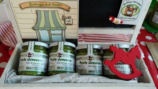 Pesto Genovese for Christmas
