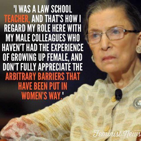 Ruth Bader Ginsburg                                                                                                                                                                                 More