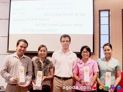 Agoda Gold Circle Awards Update  Krabi and Samui Winners Announced - http://travel-e-store.com/agoda-gold-circle-awards-update-krabi-and-samui-winners-announced/