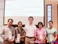 Agoda Gold Circle Awards Update  Krabi and Samui Winners Announced - http://travel-e-store.com/agoda-gold-circle-awards-update-krabi-and-samui-winners-announced/