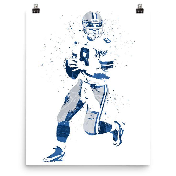 Troy Aikman Dallas Cowboys Poster