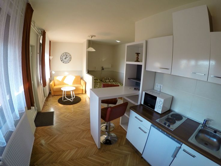 Kétszemélyes apartman