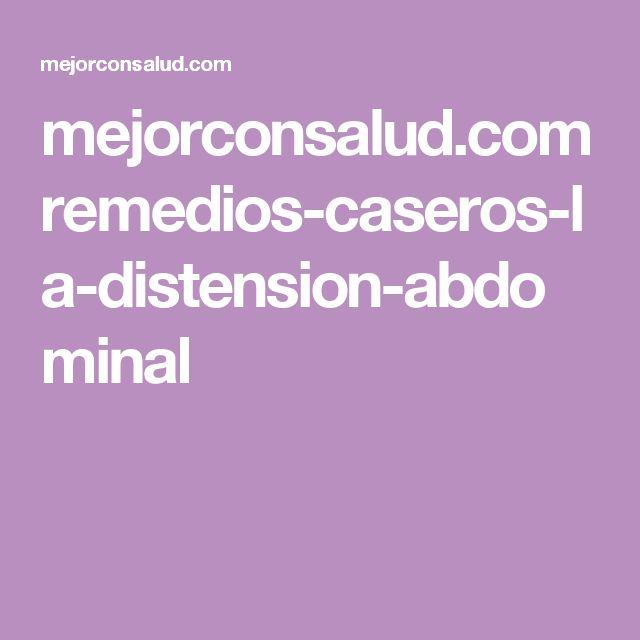 mejorconsalud.com remedios-caseros-la-distension-abdominal