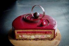 """Вкусно жить не запретишь! : Торт """"Красное и черное"""""""