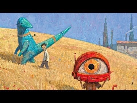 Illustrator Shaun Tan - Rules of Summer' [HD] Books and Arts Daily, ABC RN