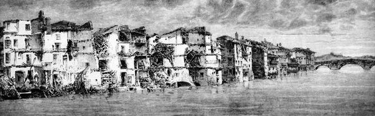 Illustrazioni di Riva S. Alessio http://www.veronavintage.it/verona-antica/immagini-storiche-verona/illustrazioni-riva-s-alessio
