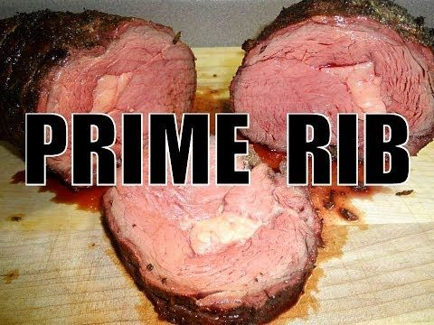 Local Yocal Tip 1: How to prepare the Perfect Standing Rib roast...(Prime Rib) and more - YouTube