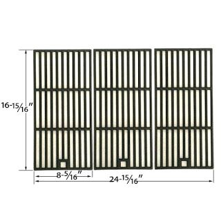 Grillpartszone- Grill Parts Store Canada - Get BBQ Parts, Grill Parts Canada: Broil-mate Cooking Grid | Replacement 3 Pack Cast ...