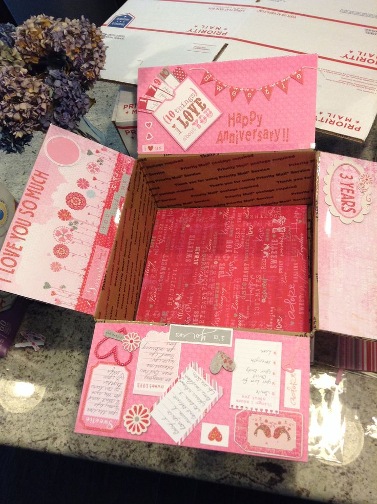 1 Year Anniversary Gifts For Boyfriend Ideas