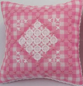 Australian Cross Stitch is just the thing to do when you want something that stitches up quickly and easily.The end result is always pretty...