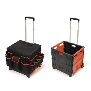 Darice® Rolling Craft Cart on sale till Sunday for 27.95
