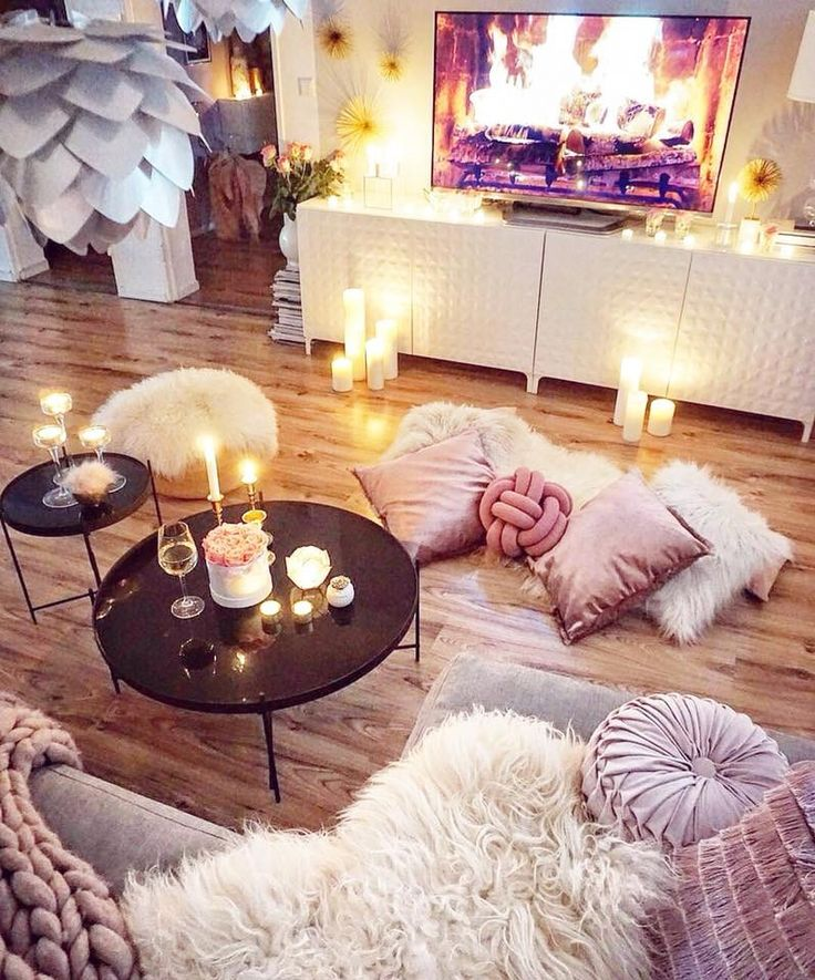 Romantic Living Room Ideas For Feminine Young Ladies Casa: 9151 Best My Future House Images On Pinterest
