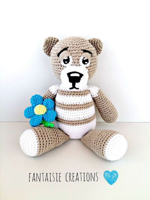 Fantaisie Creations: Teddy bear