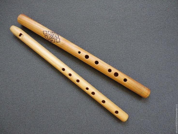 Купить Свирель - сопель, дудочка, вистл, подарок, подарок музыканту, славянская флейта, берёза