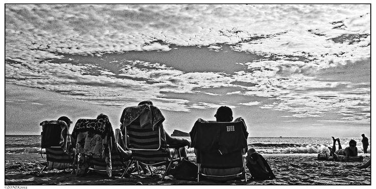 Beach at Benidorm