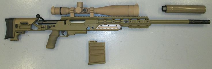 The Firearm Blog » FN's entry into the U.S. Special Operations Precision Sniper Rifle (PSR) competition