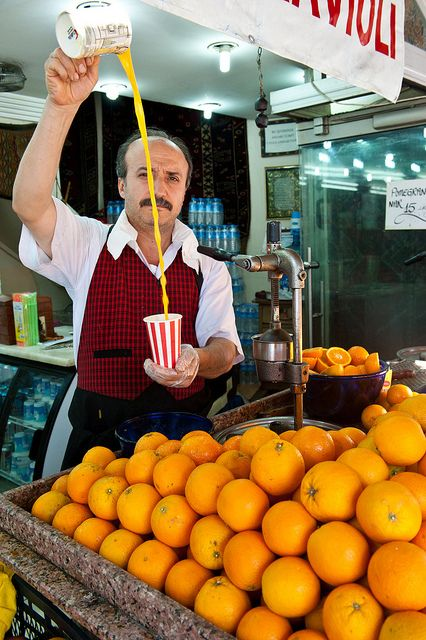 Istanbul Juice Stand