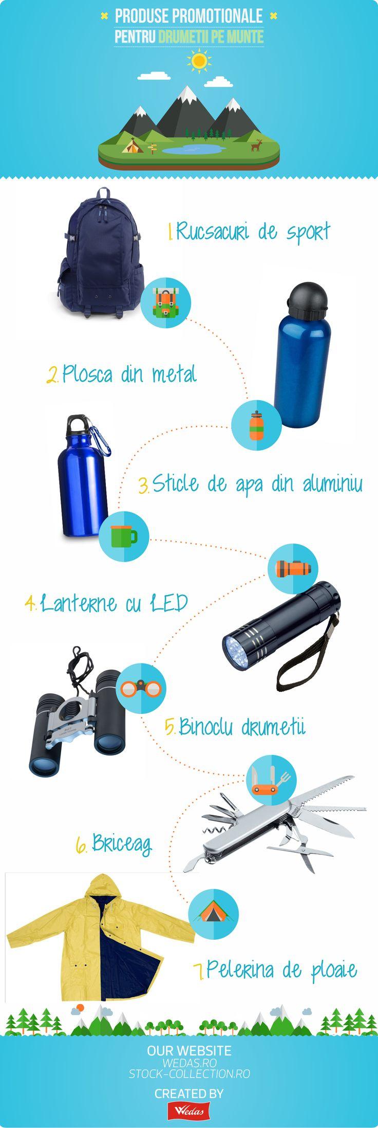 O drumetie pe munte incepe cu un echipament adecvat. Iata recomandarile noastre de accesorii pentru drumetie si camping, atat pentru vara, cat si pentru iarna.