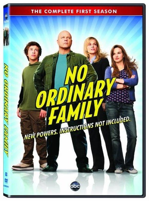 No Ordinary Family (TV Series 2010–2011)